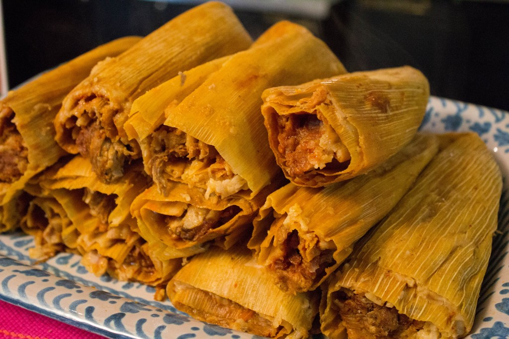 Image Gallery mexican tamales