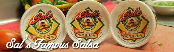 Sal's Famous Salsa