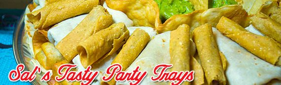 Sals Tasty Party Trays and Casseroles