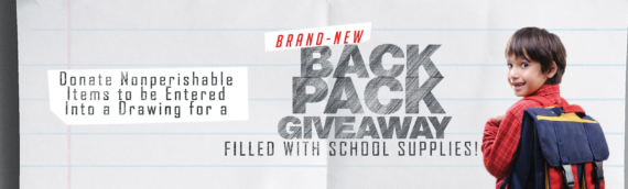 Backpack to School Time – Selma