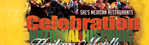Celebration of  National Hispanic Heritage Month