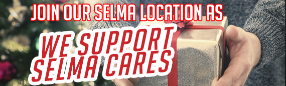 We Support Selma Cares
