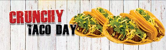 Crunchy Taco Day